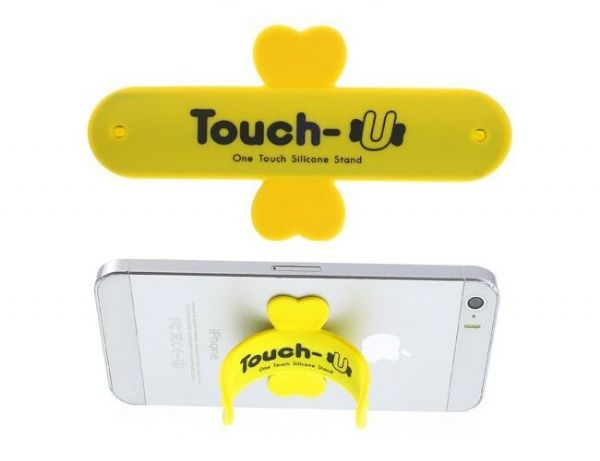 One Touch Silicone Phone Stands